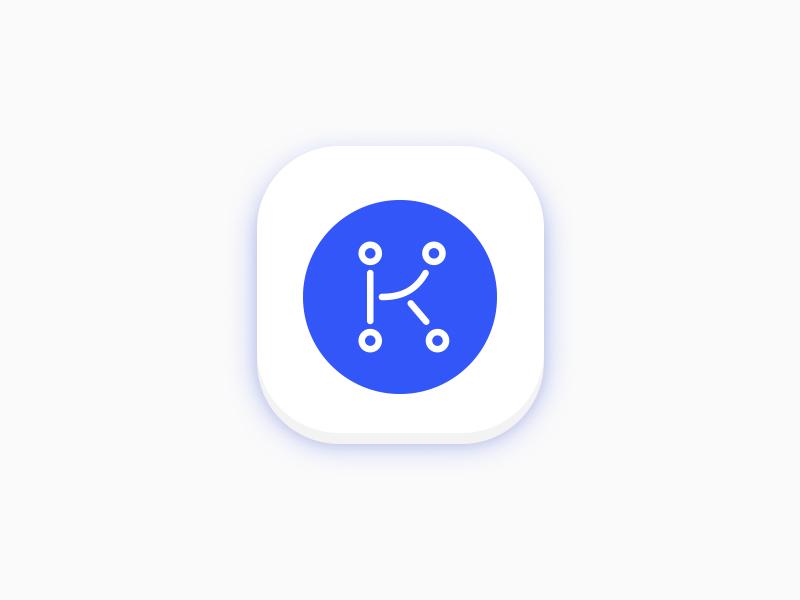App icon for event finder app Kul i Malmö sweden malmö event redesign rebranding eventfinder icon app