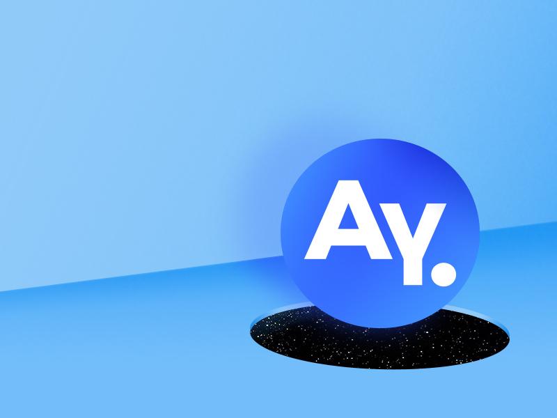 Ay in Space personal branding space