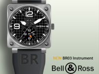 Bell & Ross BR03 Icon