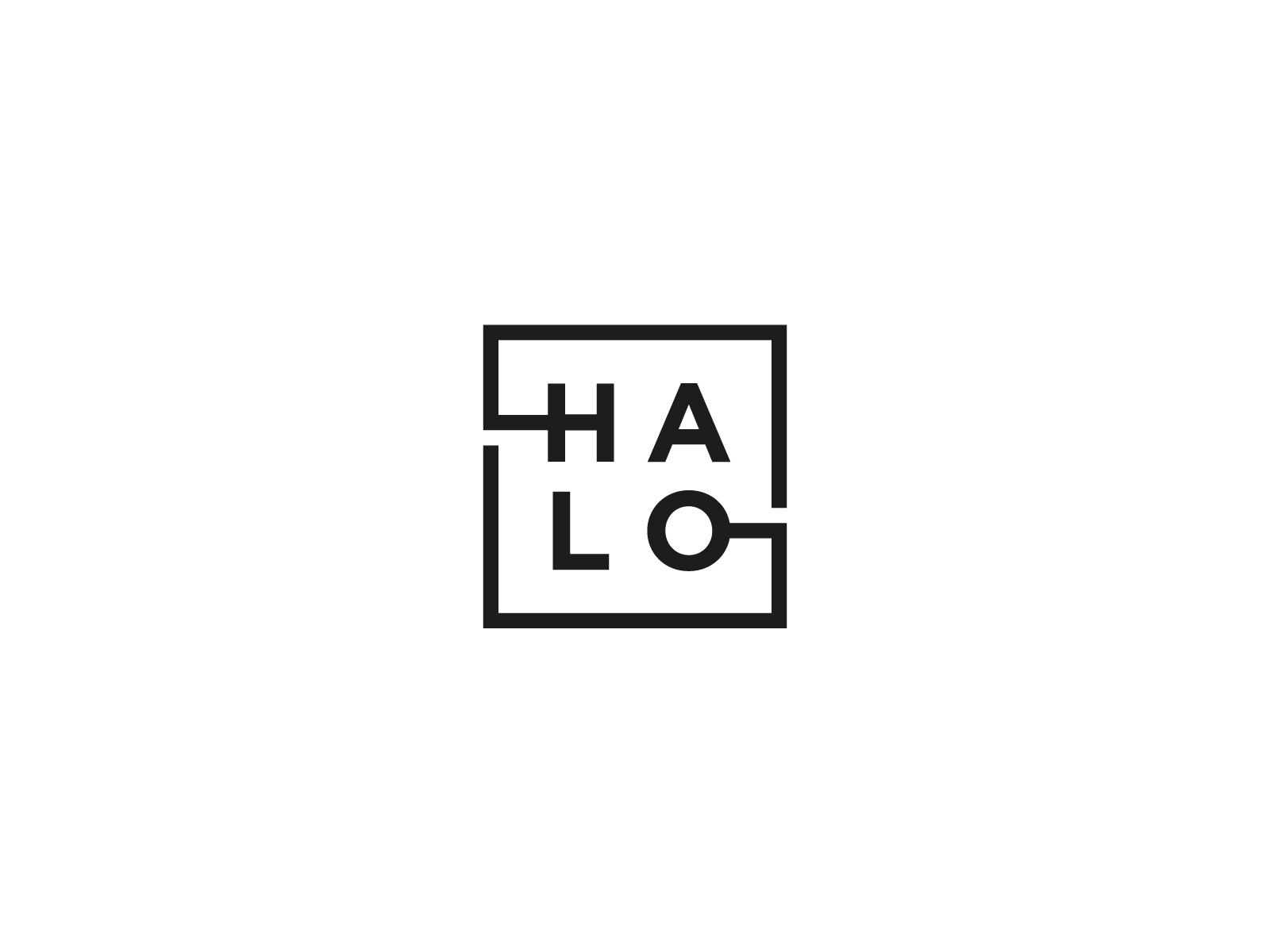 Halo Logo By Tallant Design On Dribbble 6 halo logo templates halo 6. halo logo by tallant design on dribbble