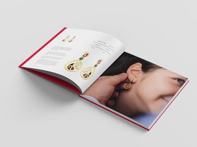 Resm Jewelry   Concept Catalogue Design