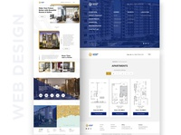 Sapphire Palace | Website & UX/UI Design
