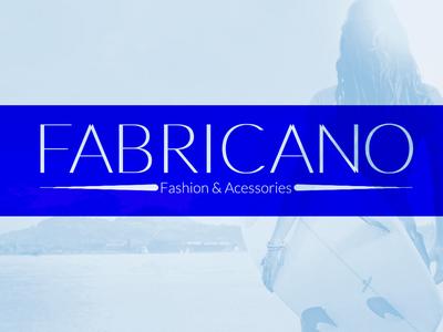 Fabricano Fashion - Logo
