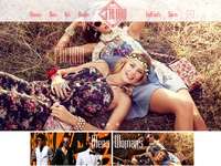 Fabricano Fashin / Falkan Fahion Website Front look