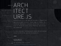 Architecture.js Comp