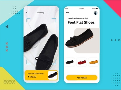 AR Based Ecommerce App For Android & iOS