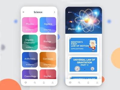 Skill Learning App
