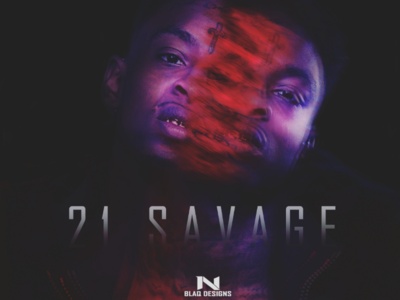 21 Savage FX Poster