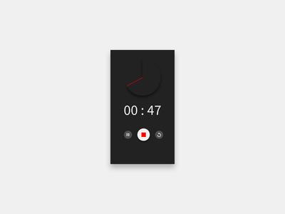 #DailyUI - 014 - Countdown Timer
