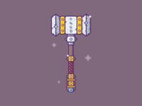 Fantasy hammer