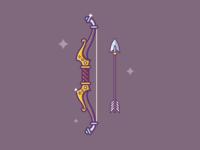 Fantasy bow
