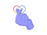 Google heart