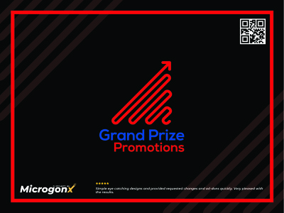 Grand Prize Promotions animation ux vector ui graphic design typography minimal logo illustration design branding