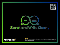 Speak and Write Clearly