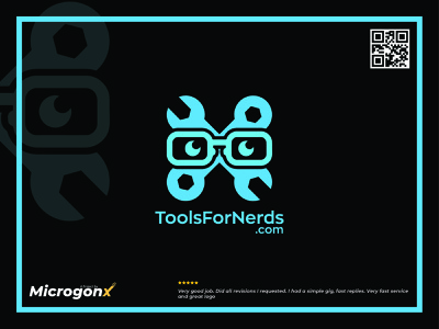 Tools For Nerds type business typogaphy businesscard ui animation graphic design vector typography minimal logo illustration design branding