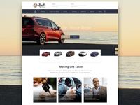 Rollx Vans Homepage