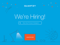 Quartzy is Hiring—Senior Product Designer