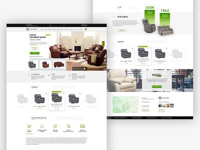Furniture Shop Website Design webdevelopment web developer it services web development web design web development services web ui it company design
