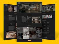Website development for a Building Company
