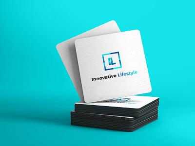 Innovative Lifestyle modern minimalist Logo design for client colorful letter logo professional design vector creative icon minimalist branding minimal logo design modern logo graphic design