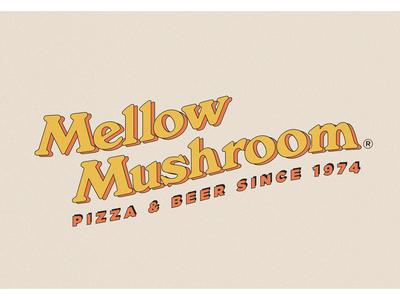 Mellow Mushroom Logotype