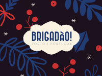 Christmas Pattern | Brigadão