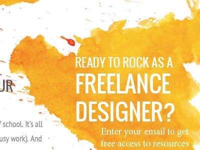 GDB 2013 blog design blog responsive freelancing