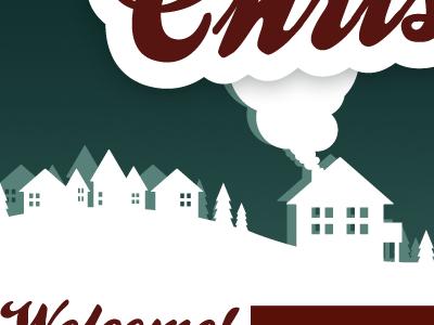 The Christmas Inn christmas web design