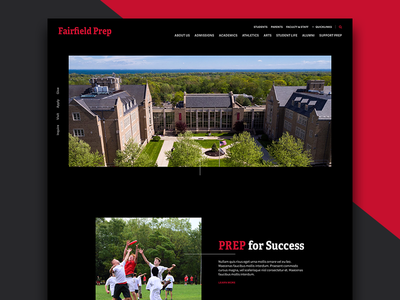 Boys School Homepage
