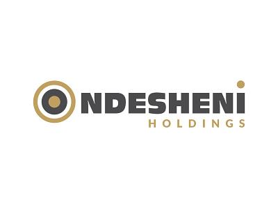 Ndesheni Holdings Logo holdings logodesign logos brand logo design brand identity logo branding vector design