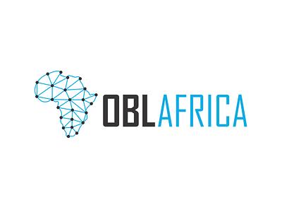 OBL Africa Logo branding design logodesign brand logo design logo brand identity branding vector design