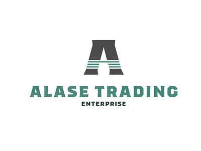 Alase Trading Logo branding design logodesign illustration brand logo design logo brand identity branding vector design