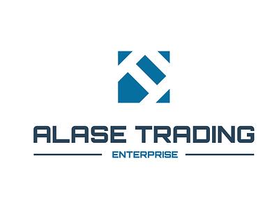 Alase Trading Logo branding design logodesign color illustration brand logo logo design brand identity branding vector design