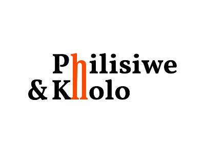 Philisiwe & Kholo Logo mining supplies logos branding design logodesign brand brand identity branding design logo design