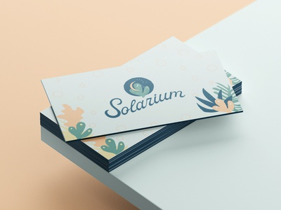 Solarium Branding