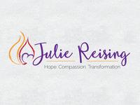 Logo for Julie Reising