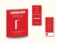 Branding for 37 Days of Different Book Release