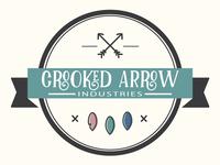 Crooked Arrow Industries Logo Concept