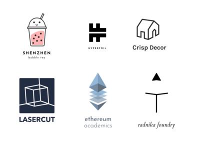 30 Day Logo Design Challenge