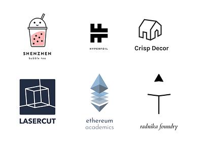 30 Day Logo Design Challenge branding logo design