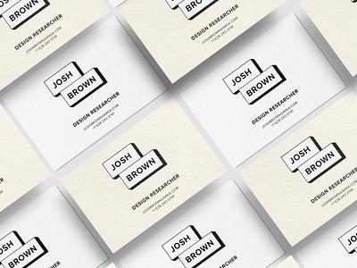 Business Card Mockup typography branding logo business card design