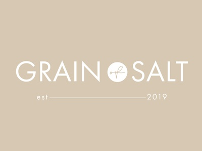Branding for Grain of Salt