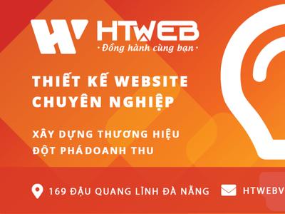 Logo HTweb thiết kế