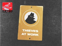 Thieves At Work