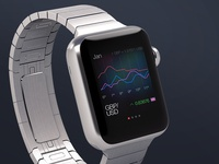 iWatch Currency Activity UI