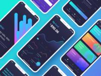 Investment Brand + App UI
