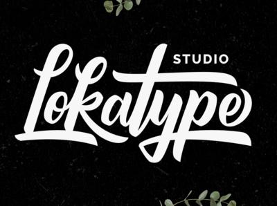 Lokatype Studio - Logotype