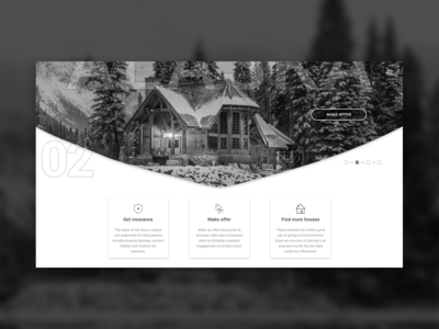 Property Sale - Landing Page