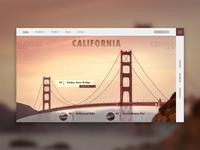 USA  - Landing Page