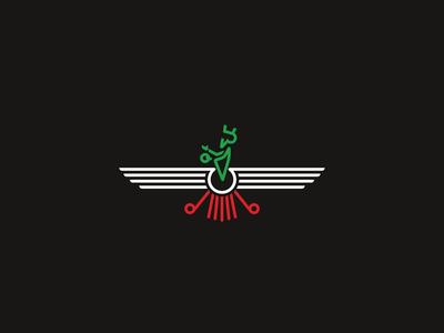 فر کیانی نشان پادشاهی ایران